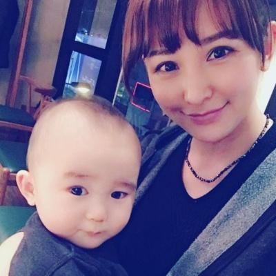 清穂久美子 赤ちゃん
